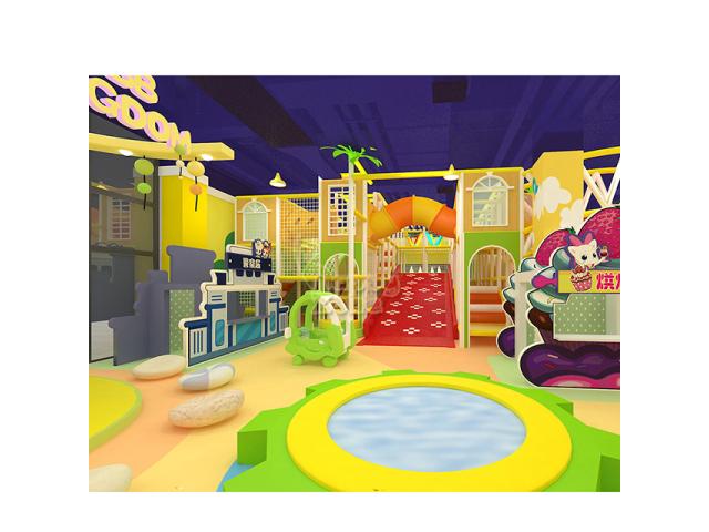 Uniquely Designed Indoor Play Park Indoor Adventure Park